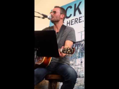 Eric Church - His Kind of Money (6/14/15)  Nashville, TN