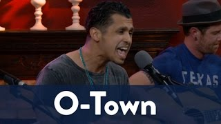 O-Town - We Fit Together [Acoustic] | The Kidd Kraddick Morning Show
