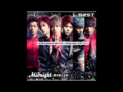 [Audio Ripped Preview/MP3 DL] BEAST - Midnight(Jap Ver.)