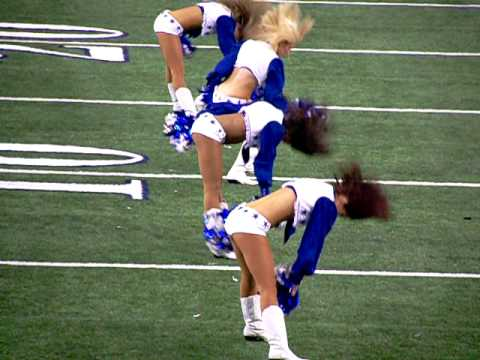 Dallas cowboys cheerleaders america