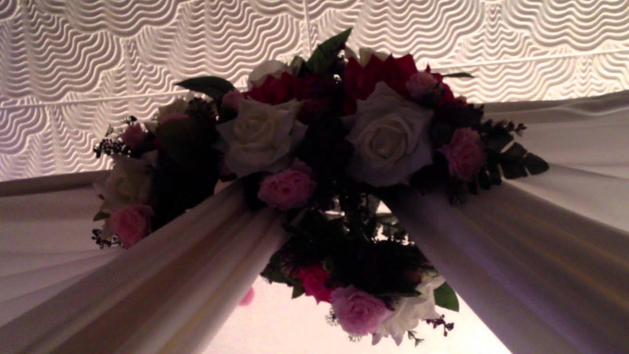 Marriage Bedroom Decoration Wedding Bedroom Decoration Done My Shaadi Wedding Services Youtube