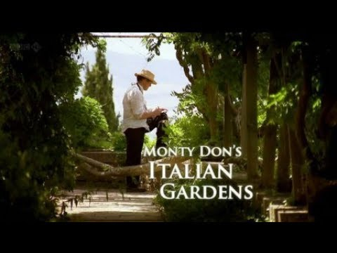 BBC Italian Gardens   Rome   Part 1of 4