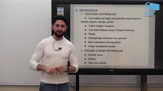 8) 2019 KPSS Engin ERAYDIN Genel Tekrar Türkiyede Çevre ve Doğal Afetler