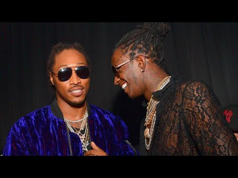 Young Thug – Relationship (feat. Future) Instrumental (Reprod. By Osva J)