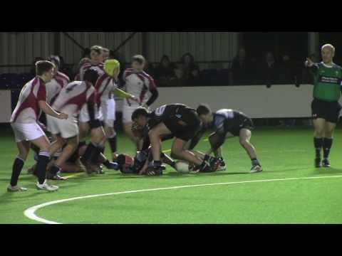 Cardiff Schools Rugby v Swansea Schools Rugby 13.1.17