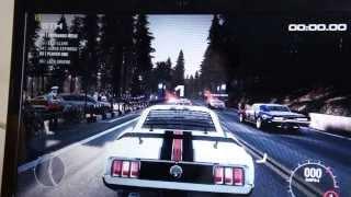 Acer Aspire E1 422 Pengujian FPS + Suhu+ Game GRID2