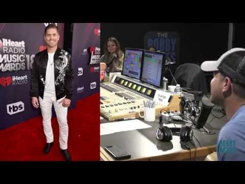 Dustin Lynch Interview on the Bob Bones Show