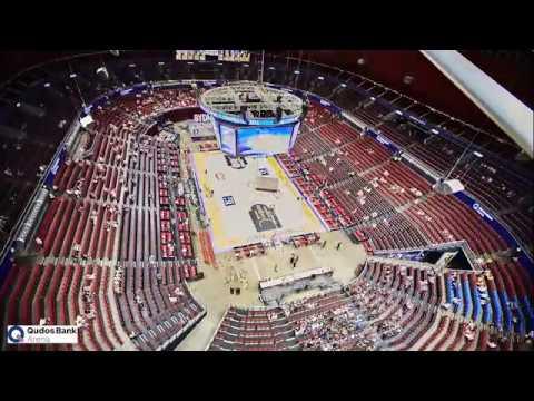 Qudos Bank Arena - December 2016
