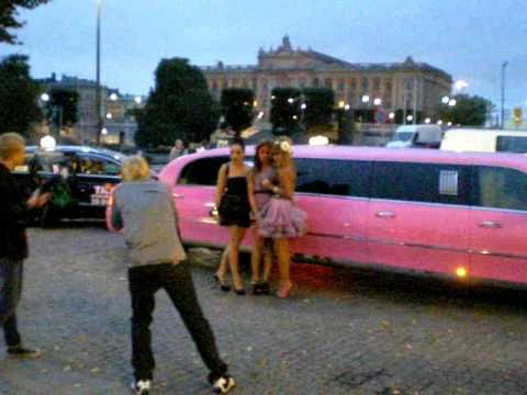 Paulo Hein - Stockholm, Sweden: Party of blond girls I (25-09-2010)