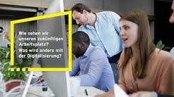 EY Switzerland: Arbeitsplatz der Zukunft