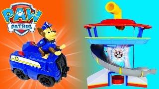 Paw PATROL Lookout Tower Nickelodeon Disney Pixar Cars Lightning Mcqueen Spongebob Mater