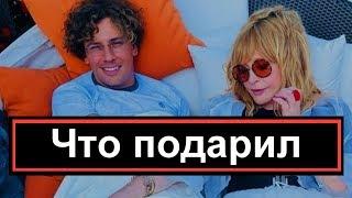 Какой подарок сделал Максим Галкин Алле Пугачевой на отдыхе.