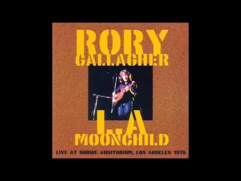 Rory Gallagher - Shrine Auditorium 1976