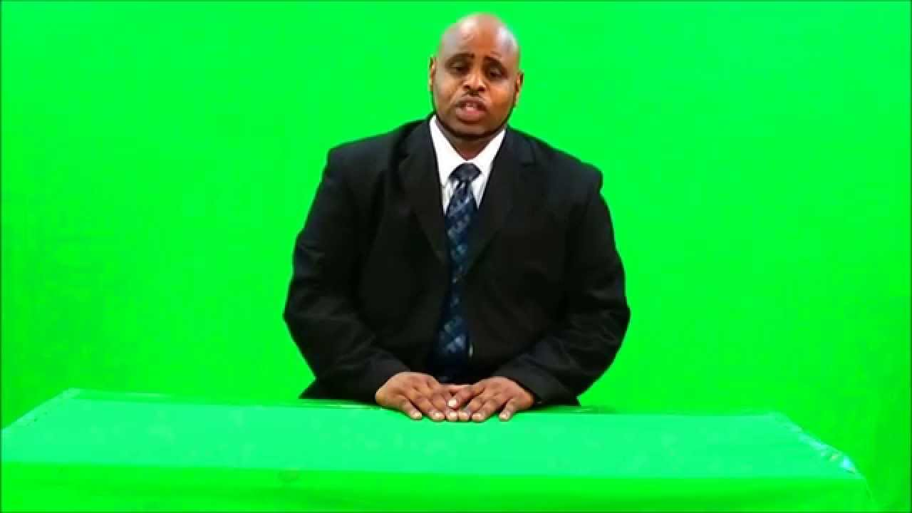 TraVoy's Green Screen News Cast SaMPLE - YouTube