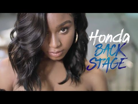 Normani the latest addition to HondaStage discusses the effects Hurricane Katrina had on her
