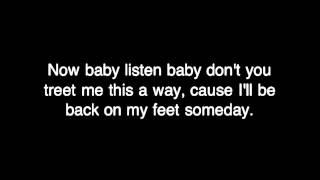 Hit The Road Jack - Ray Charles Lyrics