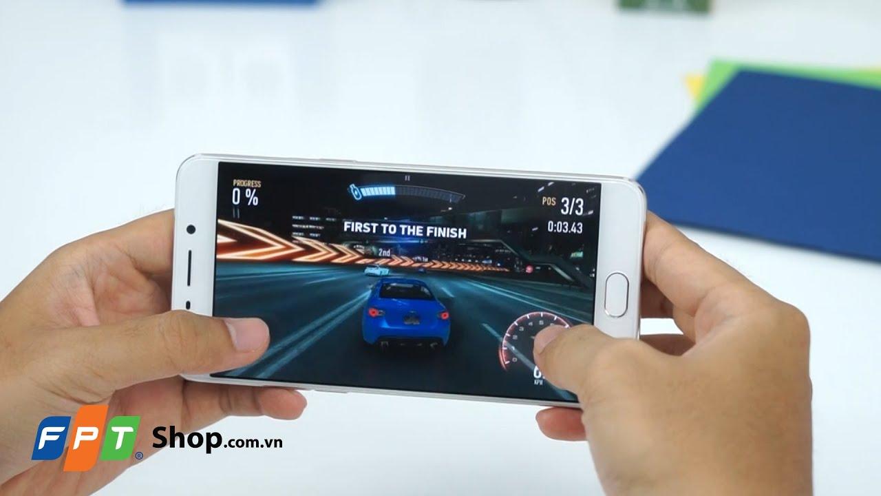 FPT Shop – Đánh giá hiệu năng OPPO F1 Plus: RAM 4GB khủng