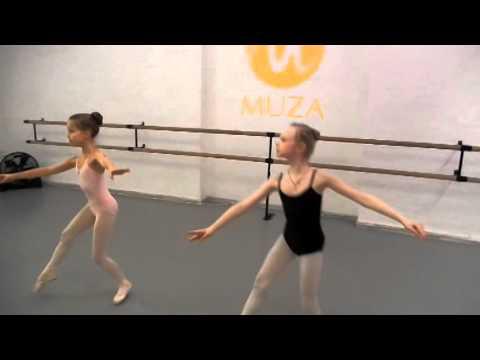 Балет.Танцы для детей Москва.Детская школа танцев