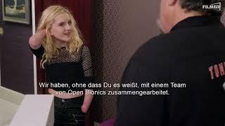 Tilly Lockey, das Mädchen ohne Hände Trailer Deutsch German (2019)