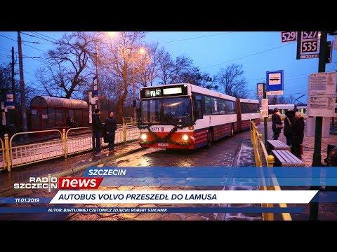 Radio Szczecin News 11.01.2019
