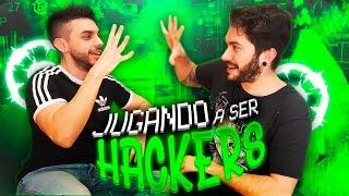 Jugando a ser HACKERS con DjMaRiiO thumbnail