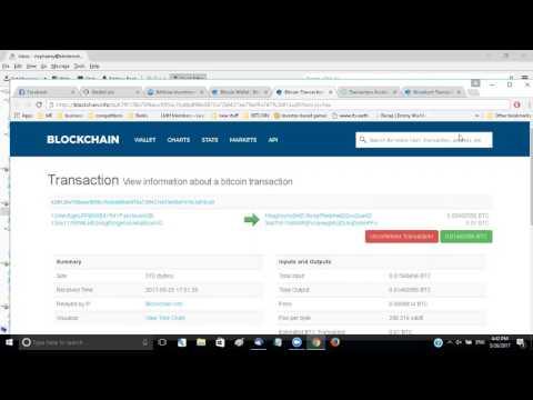Blockchain pending payments