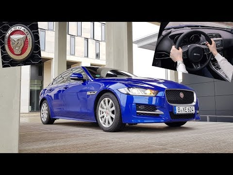 Jaguar XE Test - Die Alternative in der Mittelklasse? Review Kaufberatung