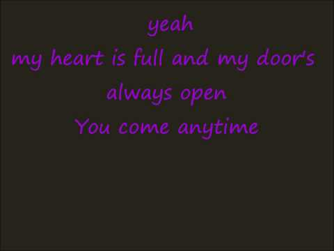 Maroon 5 She will Be Loved With Lyrics (The Last Song Soundtrack)