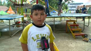 NET5 - Wisata ke SKI Katulampa Bogor