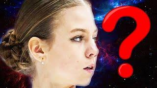Трусова сорвала программу на чемпионате мира 2021 Фигурное катание новости