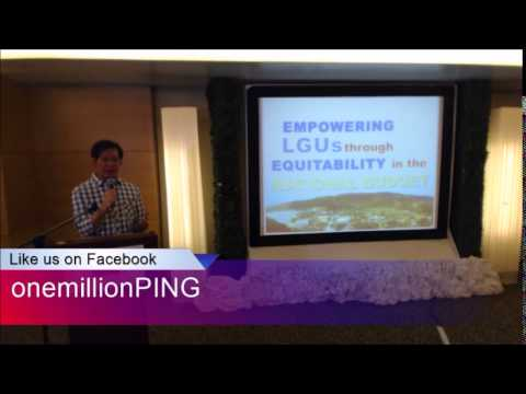 Presentation to the League of Municipalities of the Philippines Cebu Chapter (July 31, 2015)