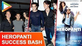 Repeat youtube video Aamir Khan Salman Khan At Heropanti Success Bash