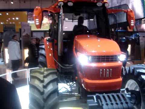 Nuovo trattore FIAT