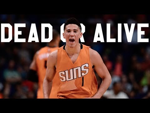 """Devin Booker """"Dead or Alive"""" Suns Mix 