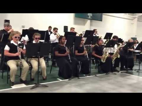 High Meadows School - Jazz Band Spring Concert - April 29, 2015