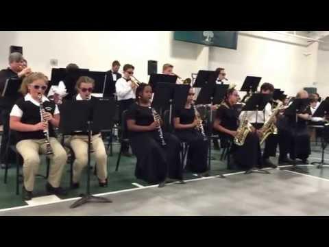 High Meadows School - Jazz Band Spring Concert - April 29, 2015