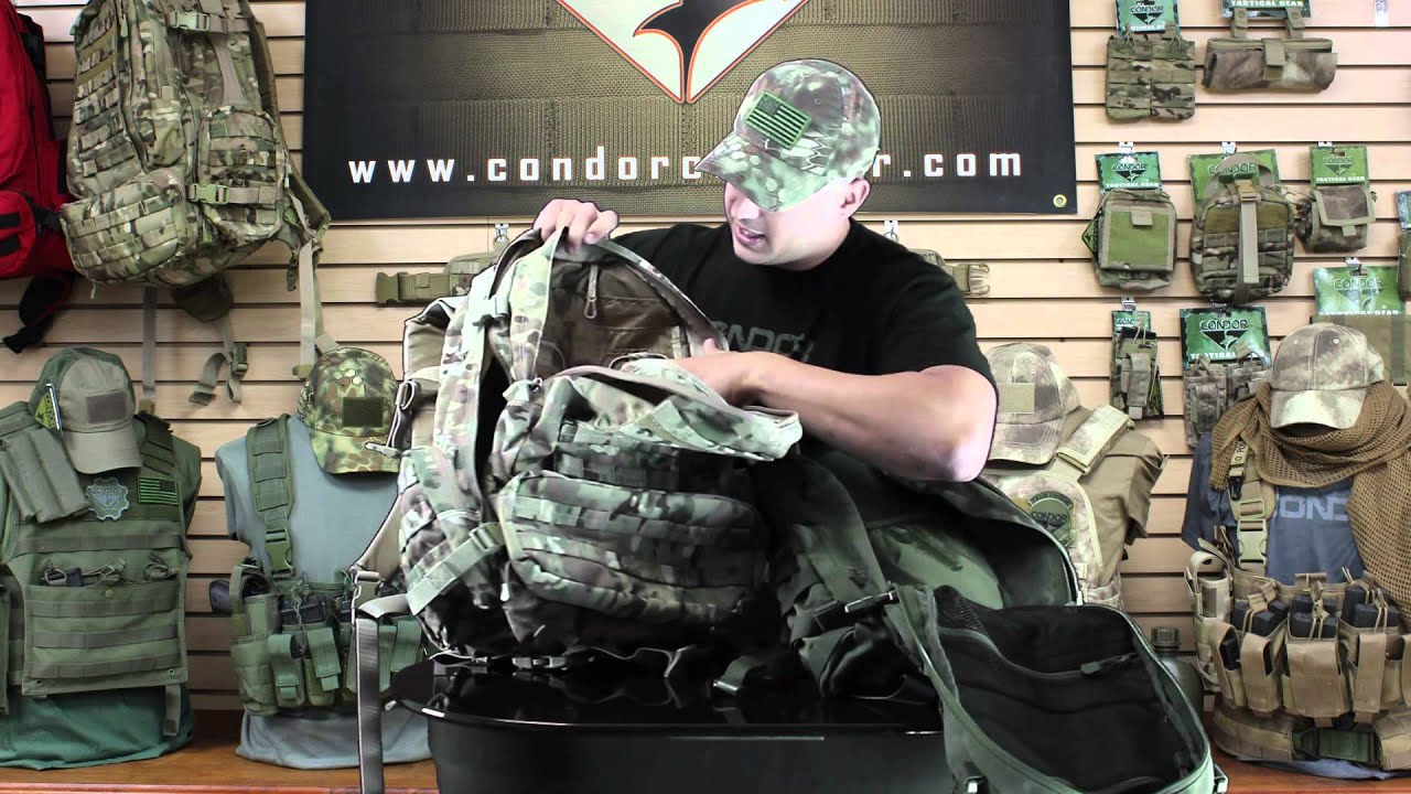 Buying a Survival Backpack: The Best Hiking, Military and
