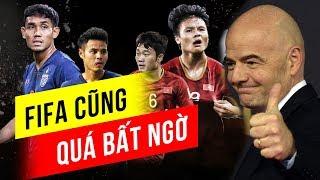 FIFA ngỡ ngàng với diễn biến trước trận Việt Nam - Thái Lan