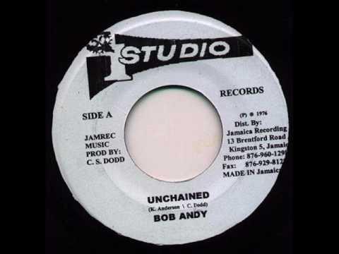 Bob Andy - Unchained (Studio One)