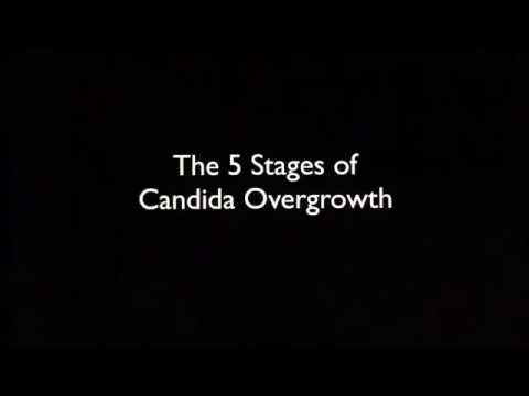 5 Stages of Candida Overgrowth