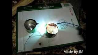 Electric Aluminum Can cutter