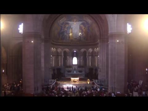 Messe de la Solennité du Sacré-Coeur le 23 juin 2017