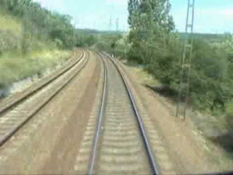 The Railway Line Budapest - Hatvan (Nr. 80 Part1)