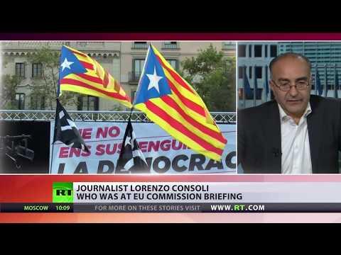 Catalan President: EU can't keep ignoring independence referendum