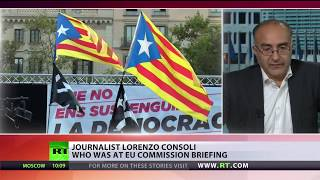 Catalan President: EU can't keep ignoring independence referendum