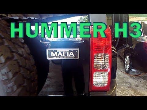 How To Replace Hummer H3 Temperature Sensor [  P0118-00 ]
