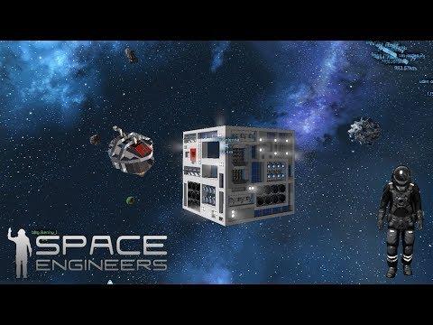 Space engineers Med Benny EP7 - Vi går i fucking krig !
