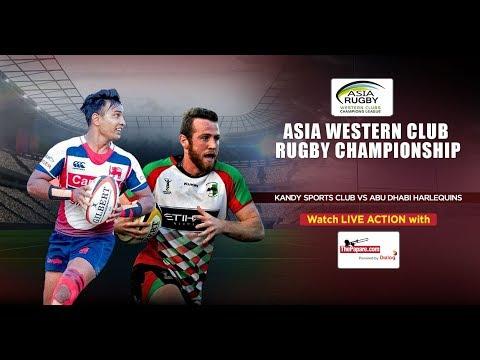 Kandy SC vs Abu Dhabi Harlequins
