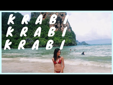 KRABI, THAILAND: RAINY SEASON