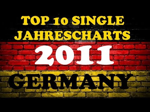 TOP 10 Single Jahrescharts Deutschland 2011 | Year-End Single Charts Germany | ChartExpress